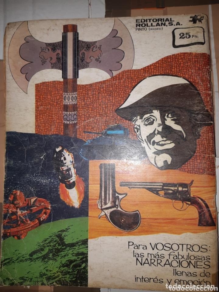 Tebeos: TEBEOS-CÓMICS CANDY - ÁGUILAS DE GUERRA - 1 - ROLLAN - *AA99 - Foto 2 - 173579920
