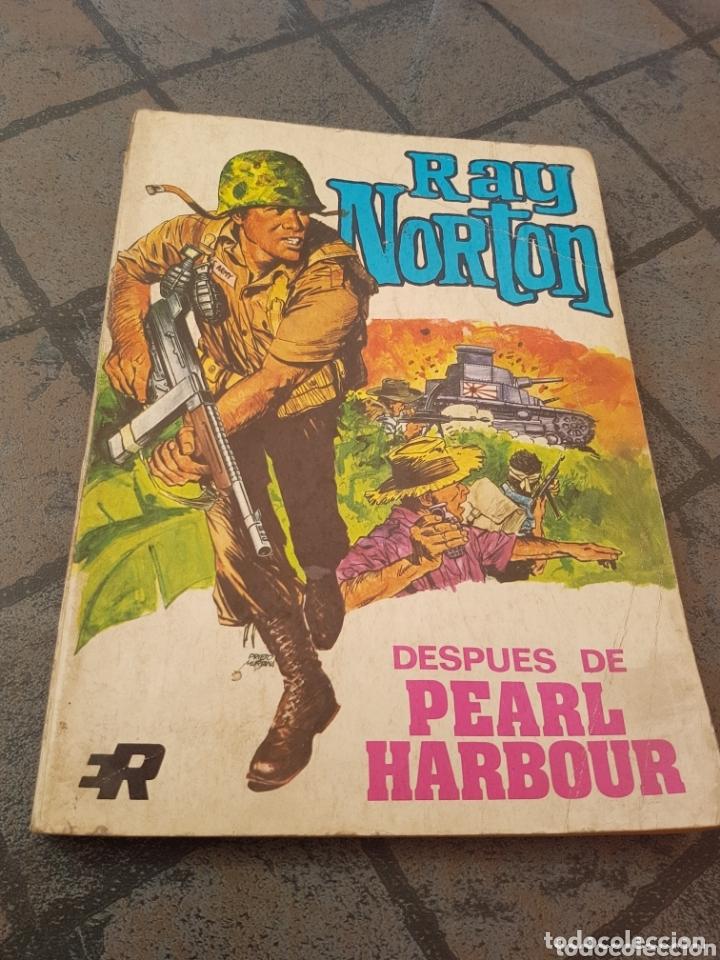 RAY NORTON DESPUÉS DE PEARL HARBOR (Tebeos y Comics - Rollán - Otros)