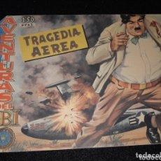 Tebeos: TEBEOS-CÓMICS CANDY - AVENTURAS DEL FBI 177 - ROLLAN- AA99. Lote 173910550