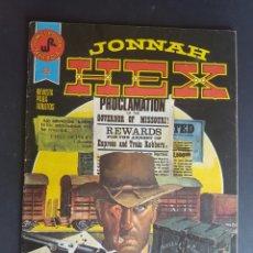 Tebeos: COMIC JONNAH HEX N. 2 CÓMICS ROLLAN SERIE ROJA. Lote 174291969
