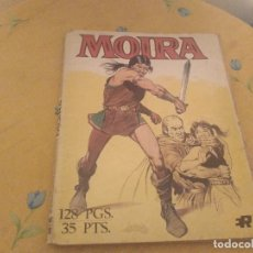 Tebeos: MOIRA 2 TITULOS SERIE B Nº2 ESCLAVOS DE ROMA Y SERIE B Nº 6 LA FURIA DE THORKIL. Lote 174501039