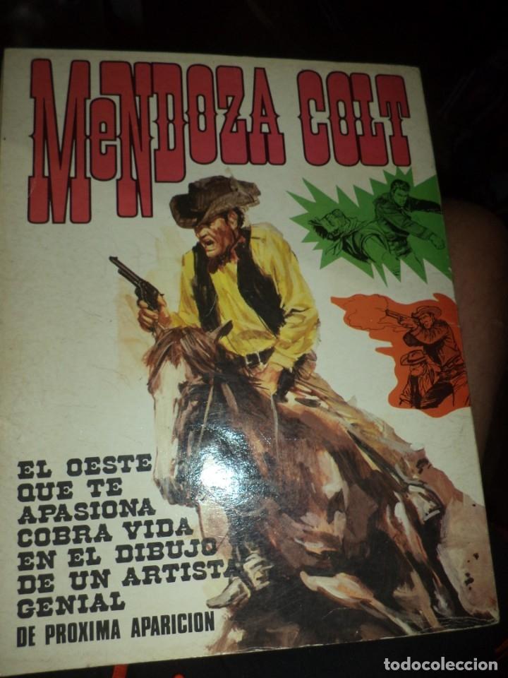 Tebeos: Retapados Rollán nº8 .Texas Jack.1974,Serie azul con los nº17,18 y 19. - Foto 3 - 175539317