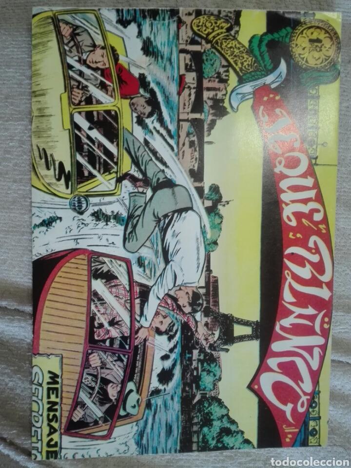 JEQUE BLANCO 74 FACSIMIL (Tebeos y Comics - Rollán - Jeque Blanco)