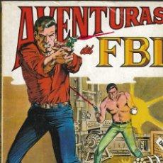 Tebeos: AVENTURAS DEL FBI Nº 5 EL RAPTO DE BILL-BOY - EDITORIAL ROLLÁN, S.A. 1974.. Lote 176465397