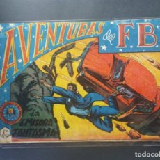 Livros de Banda Desenhada: AVENTURAS DEL F B I Nº 9. Lote 176962070