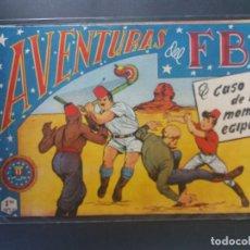 Tebeos: AVENTURAS DEL F B I Nº 139. Lote 176962245