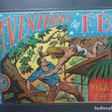 Livros de Banda Desenhada: AVENTURAS DEL F B I Nº 2. Lote 176963083