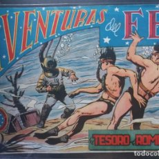 Tebeos: AVENTURAS DEL F B I Nº 44. Lote 176964470