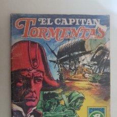 Tebeos: EL CAPITAN TORMENTAS. NUMERO UNICO. ROLLAN.. Lote 177828774