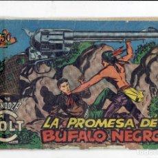 Tebeos: MENDOZA COLT N, 113 AÑO: 1966,EDITORIAL ROLLAN. Lote 177951882