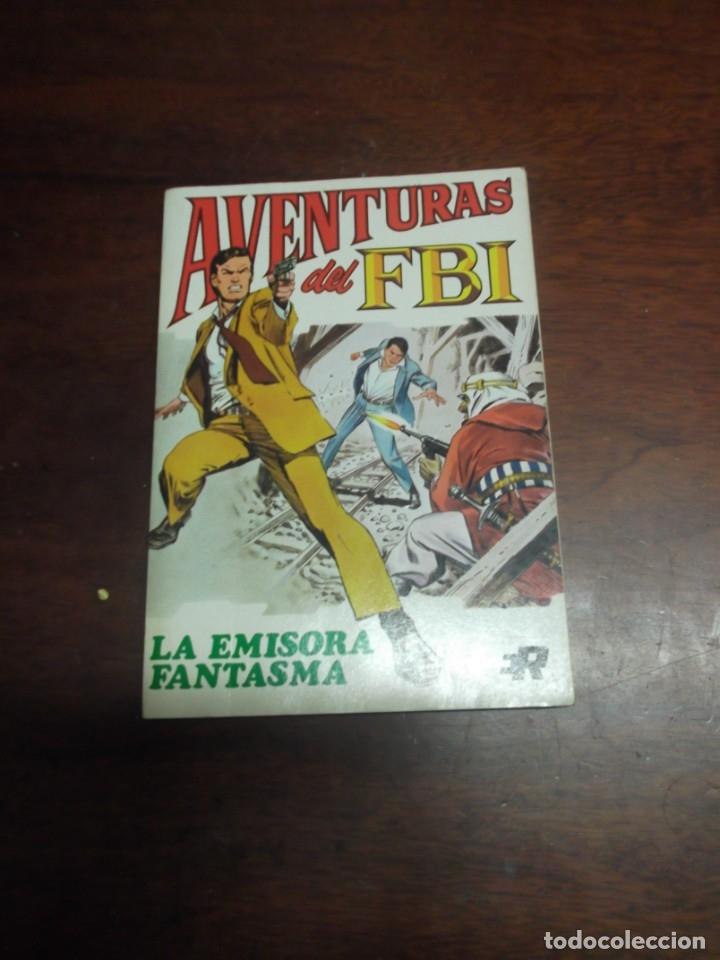 Tebeos: Un comic de Aventuras del FBI - Foto 2 - 178222900