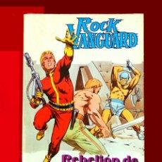 Tebeos: ROCK VANGUARD - Nº 3, EJEMPLAR TACO, EDITORIAL ROLLAN, S.A. 1974-ORIGINAL, DIFÍCIL EN ESTE ESTADO. Lote 178328281