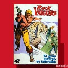 Tebeos: ROCK VANGUARD - Nº 1, EJEMPLAR TACO, EDITORIAL ROLLAN, S.A. 1974-ORIGINAL, DIFÍCIL EN ESTE ESTADO. Lote 178328738