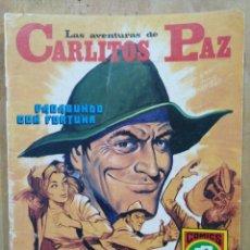 Tebeos: LAS AVENTURAS DE CARLITOS PAZ - SERIE ROJA Nº 12 - COMICS ROLLÁN. Lote 178569152