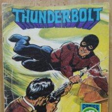 Tebeos: THUNDERBOLT - SERIE AZUL Nº 15 - COMICS ROLLÁN. Lote 178570282