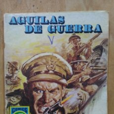 Tebeos: ÁGUILAS DE GUERRA - SERIE AZUL Nº 1 - COMICS ROLLÁN. Lote 178570752