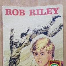 Tebeos: ROB RILEY - SERIE ROJA Nº 2 - COMICS ROLLÁN. Lote 178570842