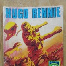 Tebeos: HUGO RENNIE - SERIE AZUL Nº 9 - COMICS ROLLÁN. Lote 178570958