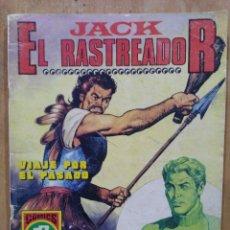 Tebeos: JACK EL RASTEADOR - SERIE ROJA Nº 11 - ED. ROLLAN. Lote 178571047