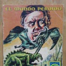 Tebeos: EL MUNDO PERDIDO - SERIE AZUL Nº 13 - COMICS ROLLÁN. Lote 178571110