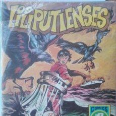 Tebeos: COMICS ROLLAN SERIE AZUL - LOS LILIPUTIENSES# Y4. Lote 178582167