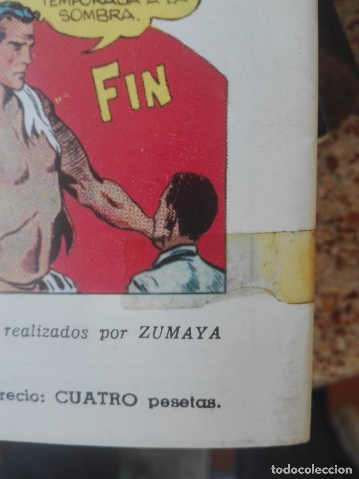 Tebeos: MENDOZA COLT EXTRAORDINARIO DE RAZA DE CONQUISTADORES-MUY DIFÍCIL# Y4 - Foto 3 - 178582871
