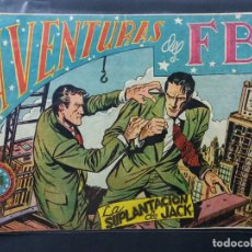 Tebeos: AVENTURAS DEL F B I Nº 157. Lote 178603870