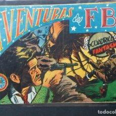 Tebeos: AVENTURAS DEL F B I Nº 144. Lote 178604157