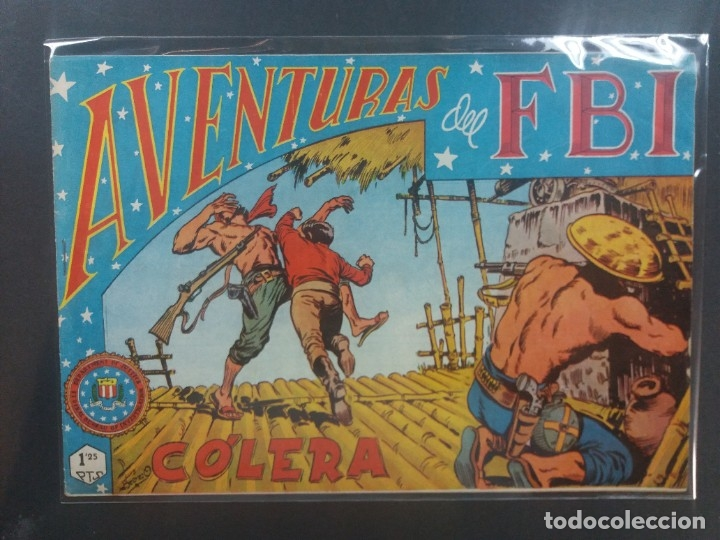 AVENTURAS DEL F B I Nº 68 (Tebeos y Comics - Rollán - FBI)