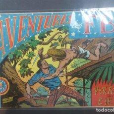 Livros de Banda Desenhada: AVENTURAS DEL F B I Nº 2. Lote 178680141