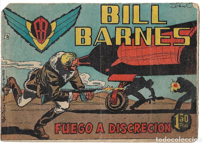 BILL BARNES NUM 5 - ORIGINAL (Tebeos y Comics - Rollán - Otros)