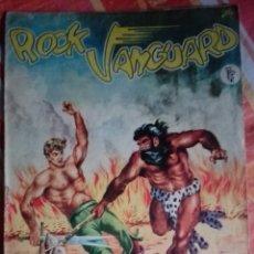 Tebeos: ROCK VANGUARD Nº 3 - EL CIRCULO LLAMEANTE - EDITORIAL ROLLAN. Lote 180130263