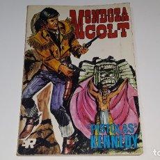Tebeos: MENDOZA COLT Nº 5 - PISTOLAS KENNEDY - EDITORIAL ROLLAN AÑO 1975. Lote 181568630