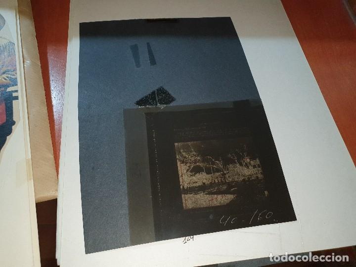 Tebeos: Mendoza colt n° 7, negativos y maqueta del relato old ty y original del texto, numero no publicado - Foto 4 - 182665393