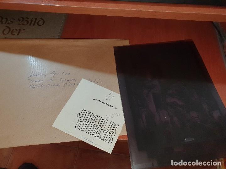 Tebeos: Mendoza colt n° 7, negativos y maqueta del relato old ty y original del texto, numero no publicado - Foto 8 - 182665393