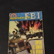Tebeos: NOVELA GRAFICA COMIC AVENTURAS DEL FBI ENTRE EL AMOR Y EL DEBER . Lote 183059141