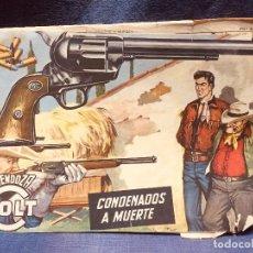 Tebeos: TEBEOS MENDOZA COLT, ROLLAN, VER FOTOS ADICIONALES. Lote 184548926