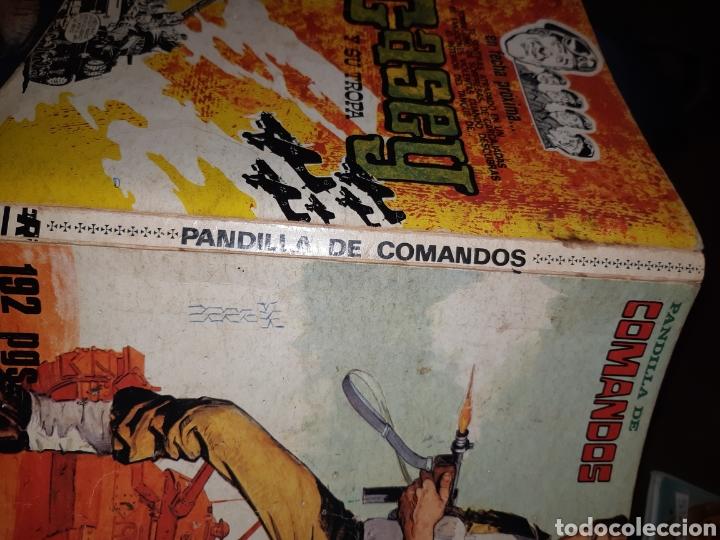 Tebeos: TEBEOS-CÓMICS CANDY - PANDILLA DE COMANDOS - COMPLETA - ROLLAN - XX99 - Foto 2 - 186022645