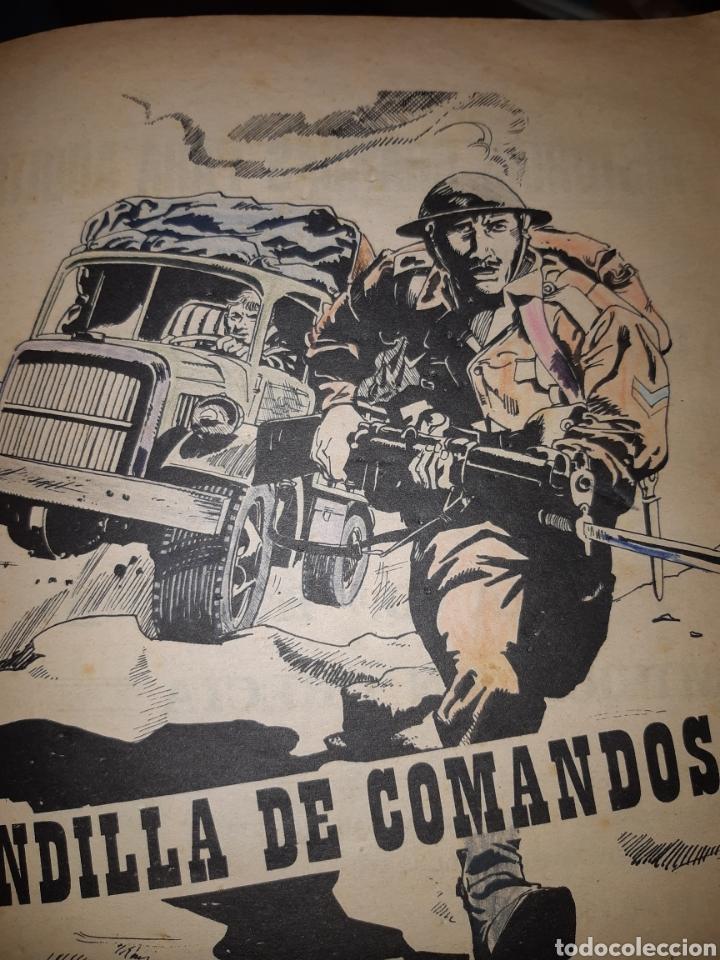 Tebeos: TEBEOS-CÓMICS CANDY - PANDILLA DE COMANDOS - COMPLETA - ROLLAN - XX99 - Foto 3 - 186022645