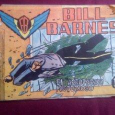 Tebeos: BILL BARNES. ORIGINAL. Lote 186229471