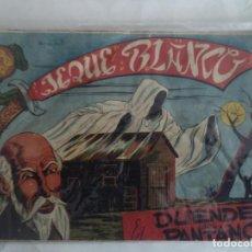 Tebeos: JEQUE BLANCO Nº 119 ORIGINAL. Lote 188563223