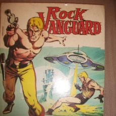 Tebeos: ROCK VANGUARD Nº 2 - EDITORIAL ROLLAN 1974. Lote 190777625