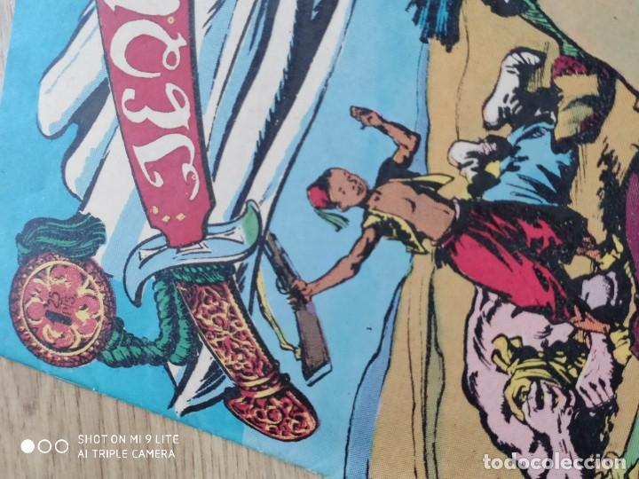 Tebeos: COMIC JEQUE BLANCO, MISION EN ÁFRICA, EN EL INTERIOR CUPON ESTUCHE - Foto 5 - 192227293