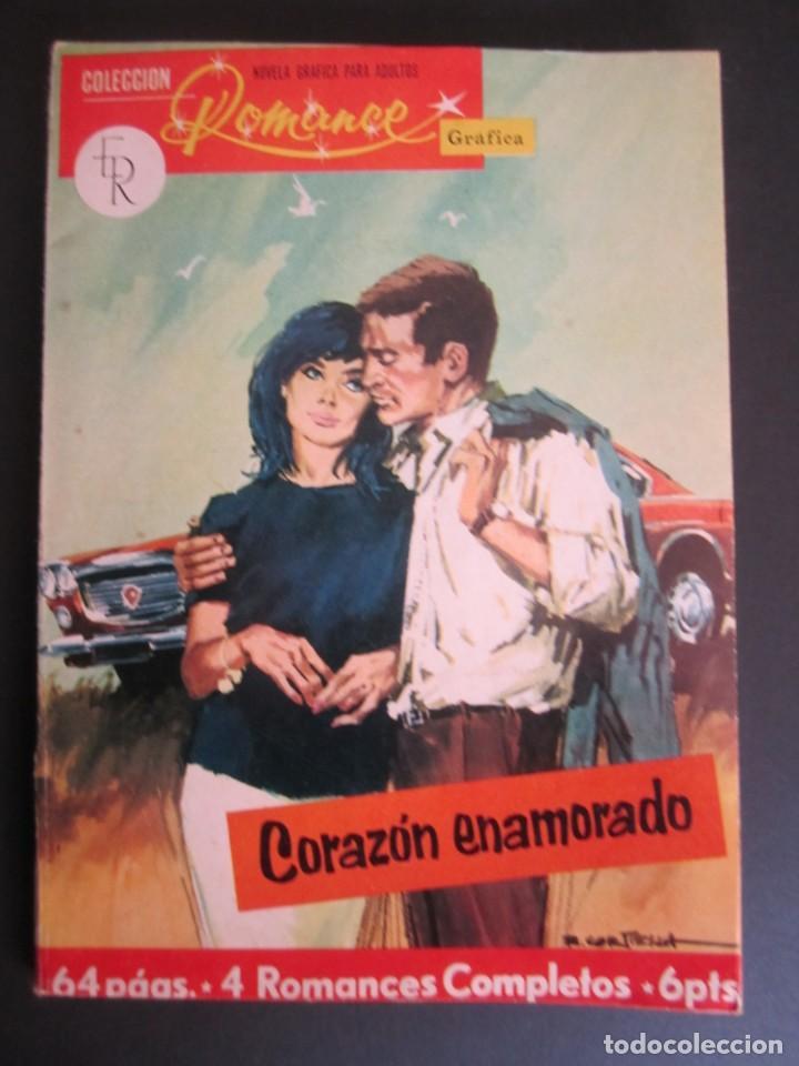 ROMANCE GRAFICA (1965, ROLLAN) 12 · 1966 · (Tebeos y Comics - Rollán - Otros)