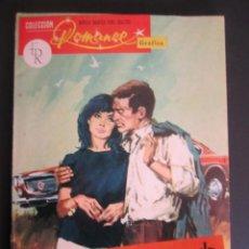 Tebeos: ROMANCE GRAFICA (1965, ROLLAN) 12 · 1966 · . Lote 192790350