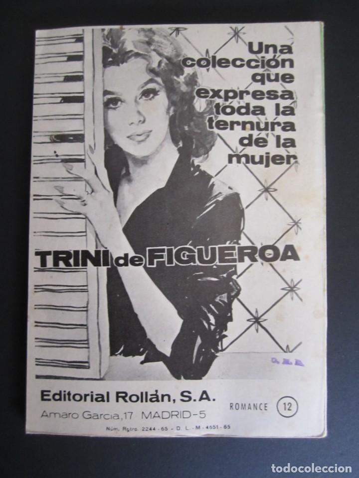 Tebeos: ROMANCE GRAFICA (1965, ROLLAN) 12 · 1966 · - Foto 2 - 192790350