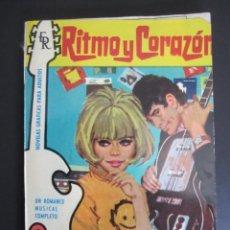 Tebeos: RITMO Y CORAZÓN (1966, ROLLAN) 1 · 1966 · RITMO Y CORAZÓN. Lote 192796178