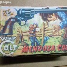 Tebeos: MENDOZA COLT A FALTA DE 4 NºS CASI COMPLETA. Lote 193792362