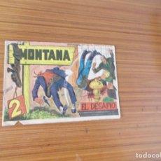 BDs: MONTANA Nº 23 EDITA ROLLAN . Lote 193997158