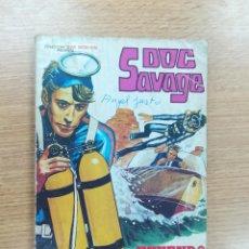 Tebeos: DOC SAVAGE #3 HUYENDO DEL PELIGRO. Lote 194141150